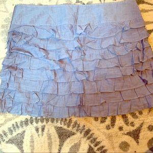 Old navy ruffle skirt
